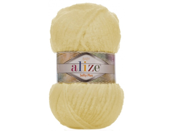 Alize Softy Plus, 100% Micropolyester 5 Skein Value Pack, 500g фото 24