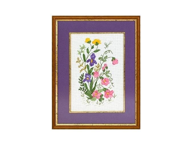 Garden Fantasy Embroidery Kit фото 2