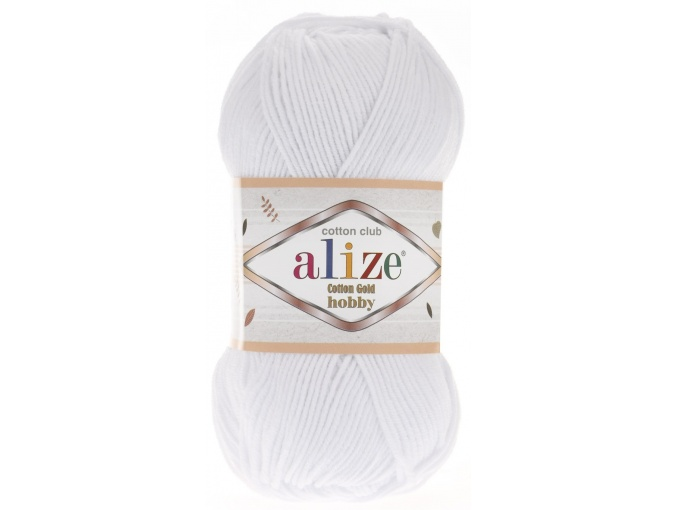 Alize Cotton Gold Hobby 55% cotton, 45% acrylic 5 Skein Value Pack, 250g фото 8