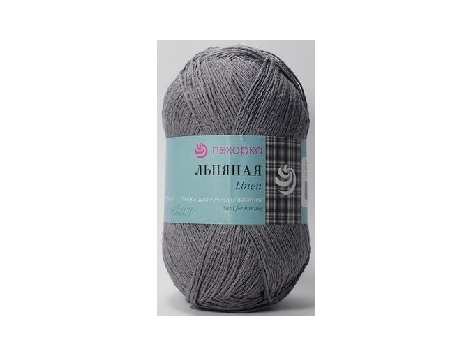 Pekhorka Linen, 55% Linen, 45% Cotton, 5 Skein Value Pack, 500g фото 14