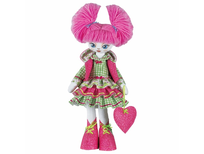 Lovely Friends. Cutie Girl Doll Sewing Kit фото 1
