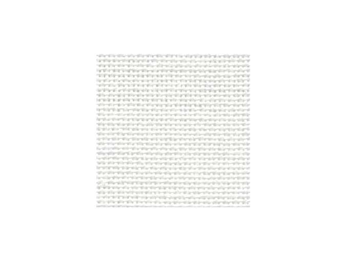 27 Count Linda Fabric by Zweigart 1235/100 White фото 1