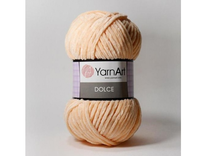 YarnArt Dolce, 100% Micropolyester 5 Skein Value Pack, 500g фото 1