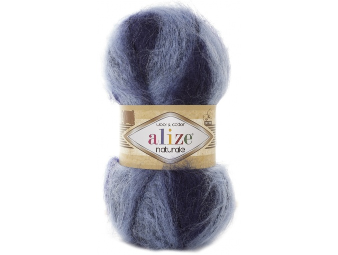 Alize Naturale, 60% Wool, 40% Cotton, 5 Skein Value Pack, 500g фото 39