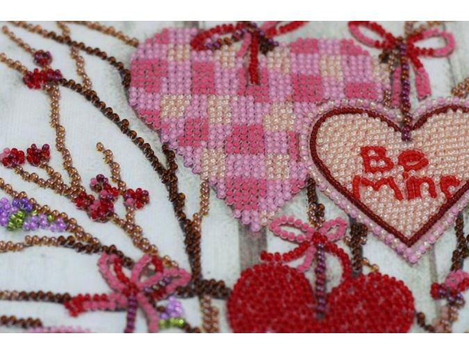 About Love Bead Embroidery Kit фото 8