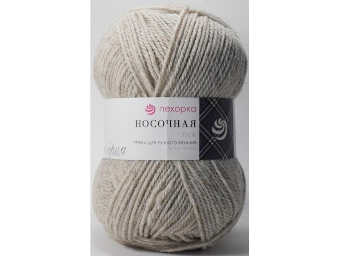 Pekhorka For Socks, 50% Wool, 50% Acrylic 10 Skein Value Pack, 1000g фото 21