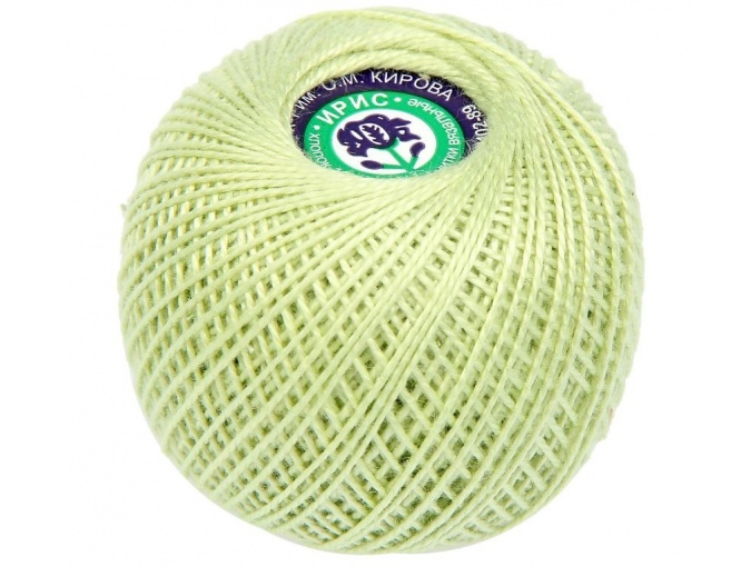 Kirova Fibers Iris, 100% cotton, 6 Skein Value Pack, 150g фото 68