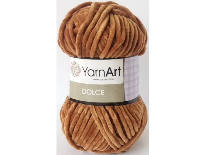 YarnArt Dolce, 100% Micropolyester 5 Skein Value Pack, 500g фото 26