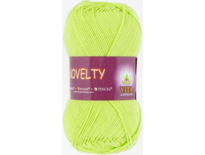Vita Cotton Novelty 50% ProModal, 50% Cotton, 10 Skein Value Pack, 500g фото 19