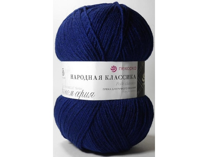 Pekhorka Folk Classics, 30% Wool, 70% Acrylic 5 Skein Value Pack, 500g фото 29