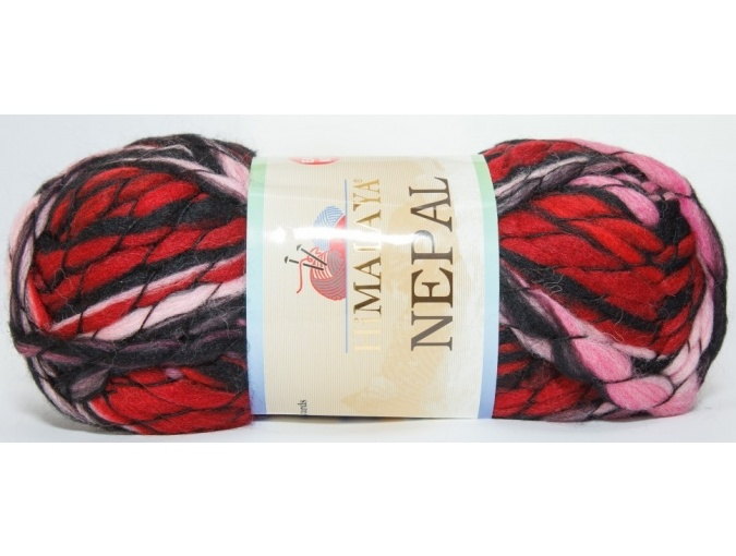 Himalaya Nepal 48% wool, 52% acrylic, 3 Skein Value Pack, 600g фото 6