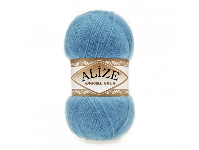 Alize Angora Gold, 10% Mohair, 10% Wool, 80% Acrylic 5 Skein Value Pack, 500g фото 41