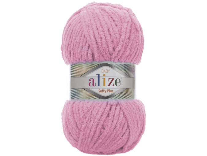 Alize Softy Plus, 100% Micropolyester 5 Skein Value Pack, 500g фото 27