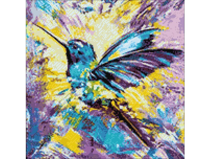 Bright Flight Diamond Painting Kit фото 2