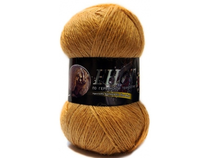 Color City Raccoon 60% Lambswool, 20% Raccoon Wool, 20% Acrylic, 10 Skein Value Pack, 1000g фото 23