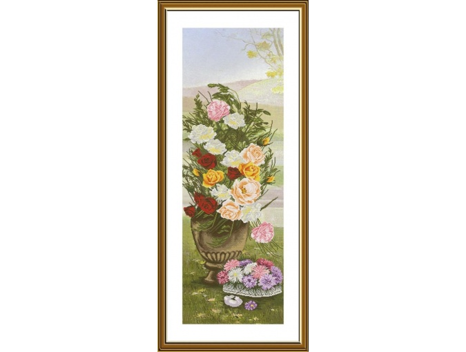 Four Seasons. Winter Cross Stitch Kit фото 1