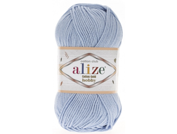 Alize Cotton Gold Hobby 55% cotton, 45% acrylic 5 Skein Value Pack, 250g фото 7