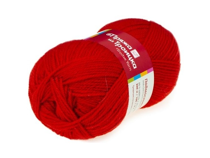 Troitsk Wool Countryside, 50% wool, 50% acrylic 10 Skein Value Pack, 1000g фото 4