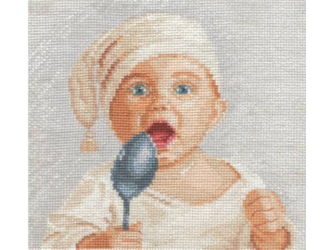 Baby Cross Stitch Kit фото 1