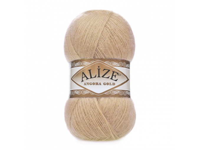 Alize Angora Gold, 10% Mohair, 10% Wool, 80% Acrylic 5 Skein Value Pack, 500g фото 21