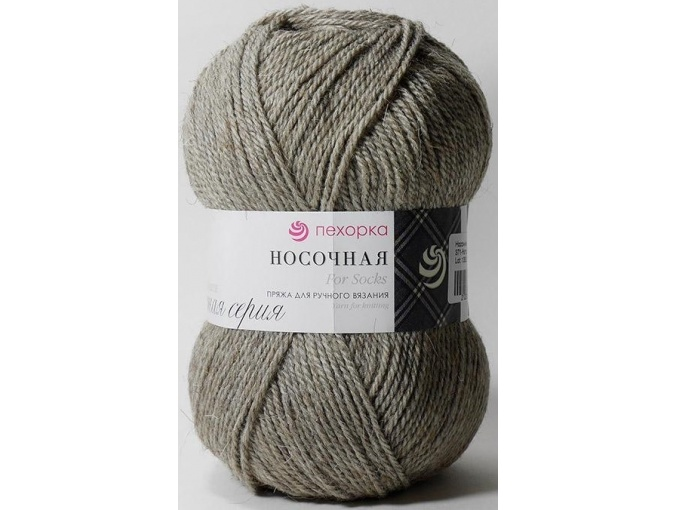 Pekhorka For Socks, 50% Wool, 50% Acrylic 10 Skein Value Pack, 1000g фото 37