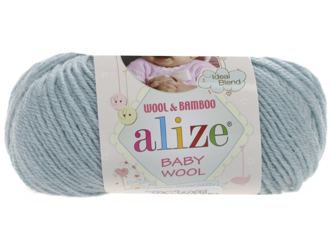 Alize Baby Wool, 40% wool, 20% bamboo, 40% acrylic 10 Skein Value Pack, 500g фото 16