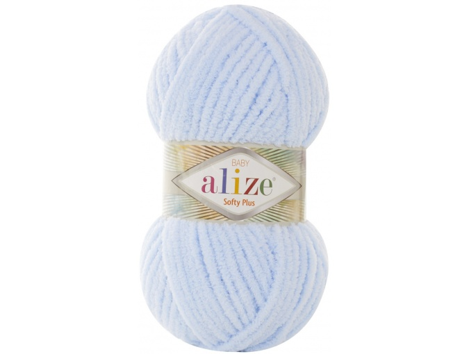 Alize Softy Plus, 100% Micropolyester 5 Skein Value Pack, 500g фото 26