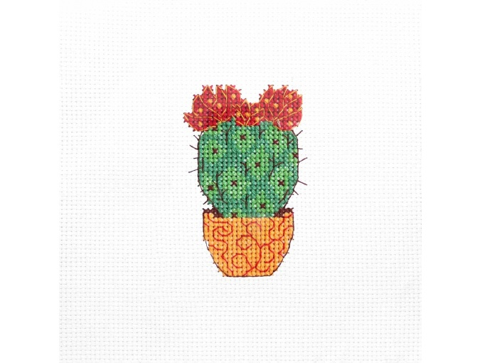 Naughty Thorn Cross Stitch Kit фото 1