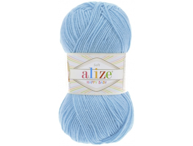 Alize Happy Baby 65% Acrylic, 35% Polyamide, 5 Skein Value Pack, 500g фото 12