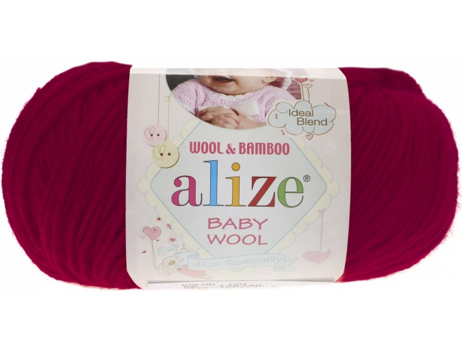 Alize Baby Wool, 40% wool, 20% bamboo, 40% acrylic 10 Skein Value Pack, 500g фото 36