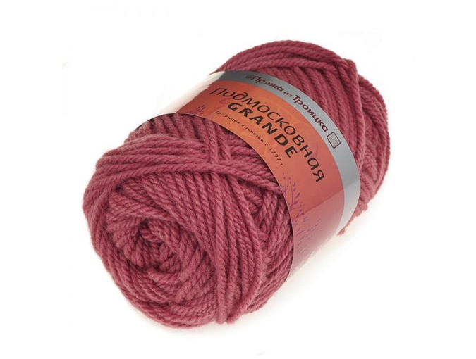 Troitsk Wool Countryside Grande, 50% wool, 50% acrylic 5 Skein Value Pack, 500g фото 7