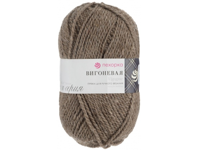 Pekhorka Vigogne, 30% Wool, 70% Acrylic 10 Skein Value Pack, 1000g фото 12