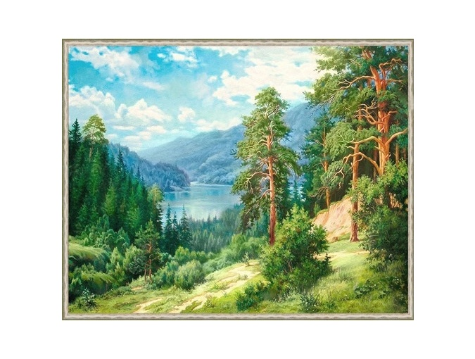 Fjord Diamond Painting Kit фото 2
