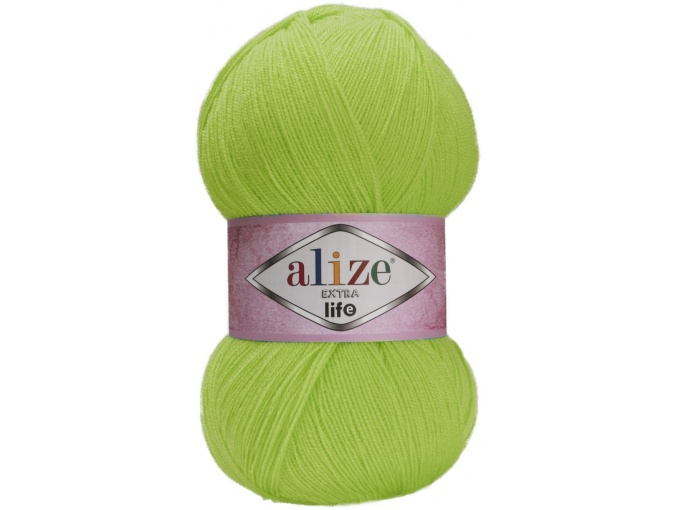Alize Extra Life 100% Acrylic, 5 Skein Value Pack, 500g фото 22
