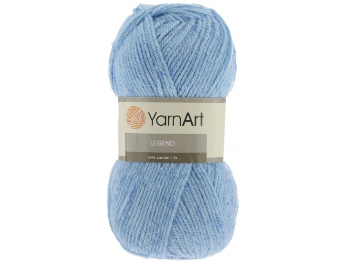 YarnArt Legend 25% Wool, 65% Acrylic, 10% Viscose, 5 Skein Value Pack, 500g фото 7