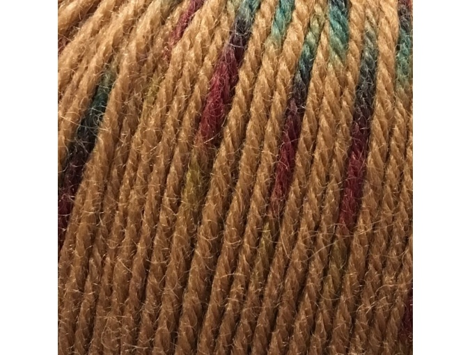 Color City Venetian Autumn 85% Merino Wool, 15% Acrylic, 5 Skein Value Pack, 500g фото 34