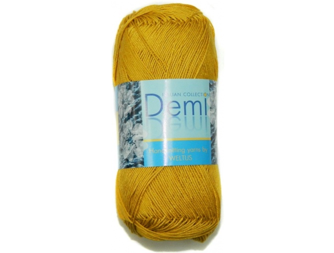 Weltus Demi 100% mercerized cotton, 10 Skein Value Pack, 500g фото 33