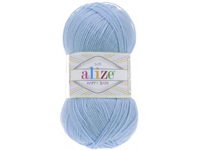 Alize Happy Baby 65% Acrylic, 35% Polyamide, 5 Skein Value Pack, 500g фото 21