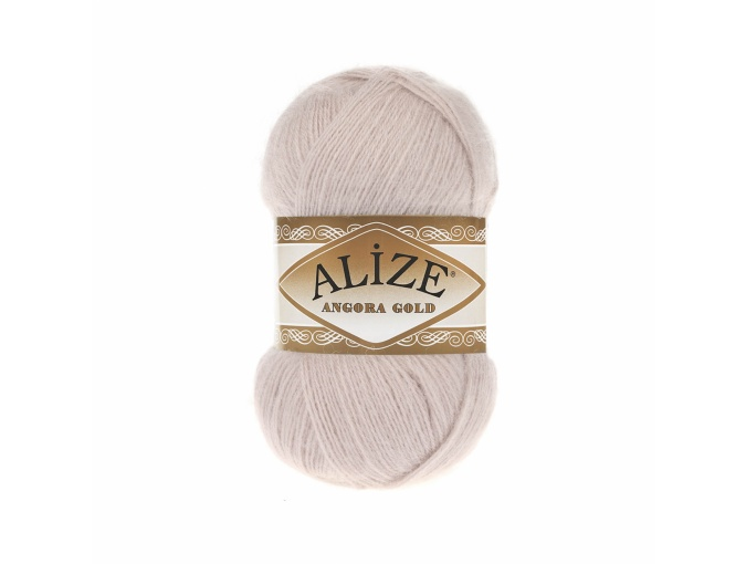Alize Angora Gold, 10% Mohair, 10% Wool, 80% Acrylic 5 Skein Value Pack, 500g фото 55