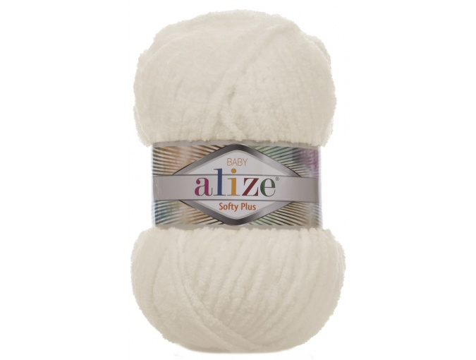 Alize Softy Plus, 100% Micropolyester 5 Skein Value Pack, 500g фото 16