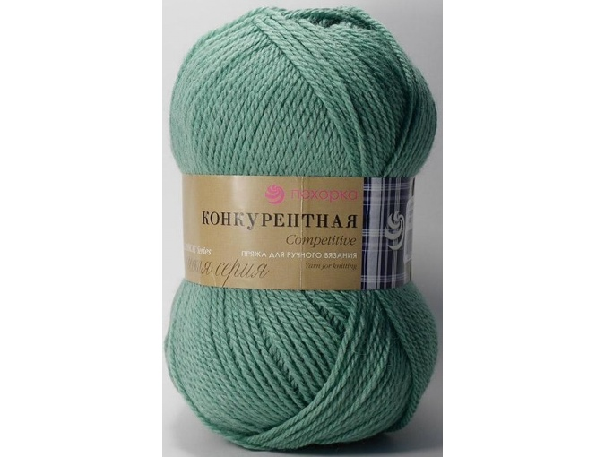 Pekhorka Competitive, 50% Wool, 50% Acrylic 10 Skein Value Pack, 1000g фото 31