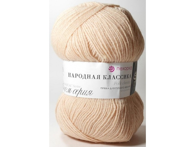 Pekhorka Folk Classics, 30% Wool, 70% Acrylic 5 Skein Value Pack, 500g фото 24