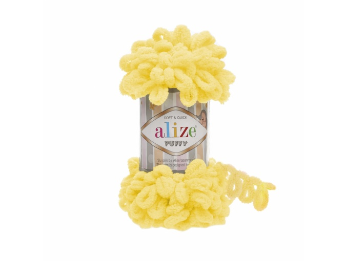Alize Puffy, 100% Micropolyester 5 Skein Value Pack, 500g фото 29