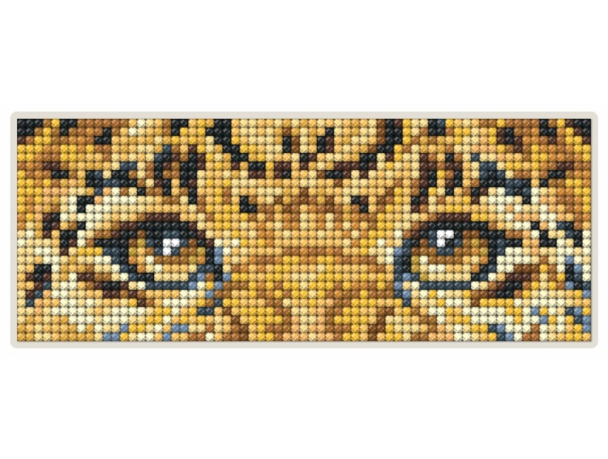 Leopard Look Diamond Painting Kit фото 1