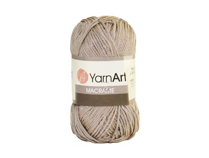 YarnArt Macrame 100% polyester, 6 Skein Value Pack, 540g фото 20