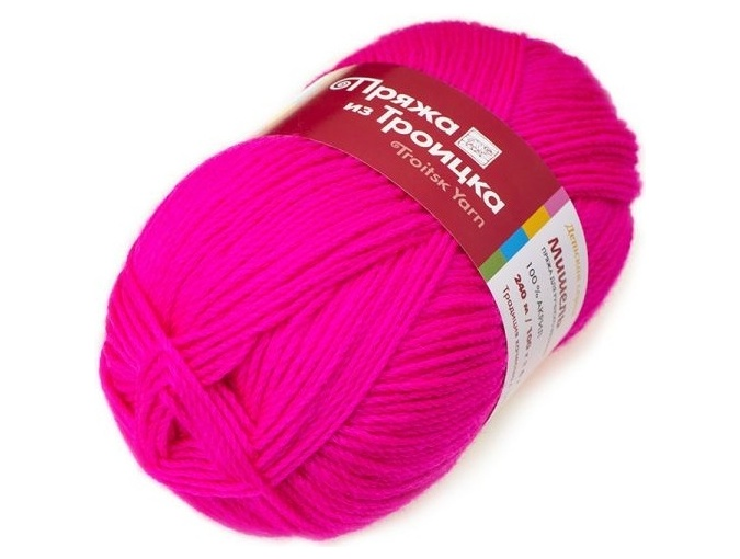 Troitsk Wool Michelle, 100% Acrylic 5 Skein Value Pack, 500g фото 23
