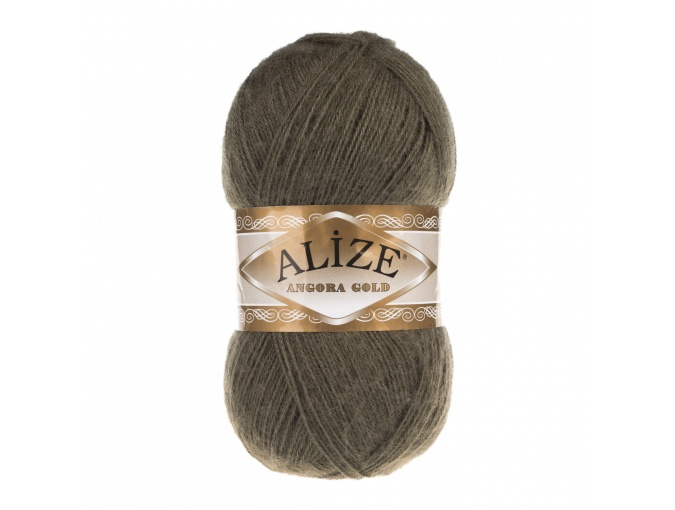 Alize Angora Gold, 10% Mohair, 10% Wool, 80% Acrylic 5 Skein Value Pack, 500g фото 47