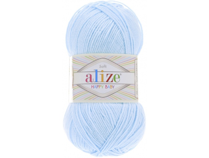 Alize Happy Baby 65% Acrylic, 35% Polyamide, 5 Skein Value Pack, 500g фото 16