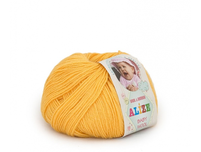 Alize Baby Wool, 40% wool, 20% bamboo, 40% acrylic 10 Skein Value Pack, 500g фото 28