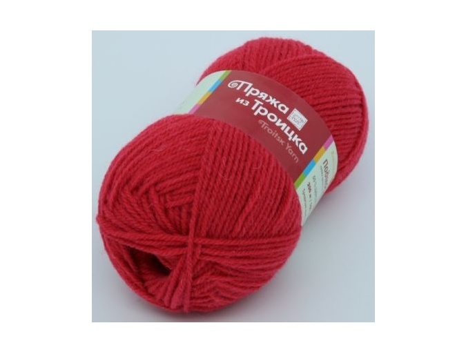 Troitsk Wool Countryside, 50% wool, 50% acrylic 10 Skein Value Pack, 1000g фото 42